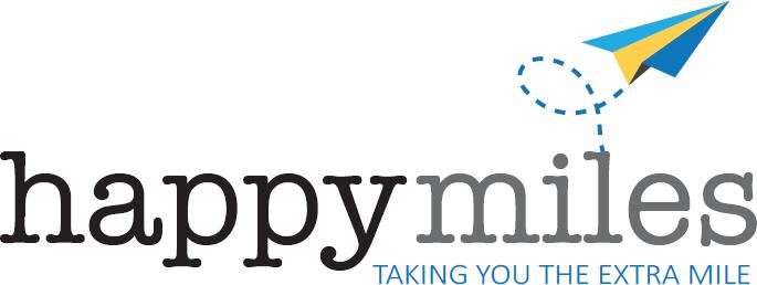 HappyMiles logo