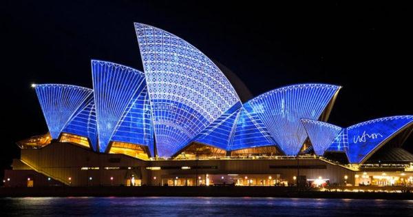 Sydney, Australia - Opera House